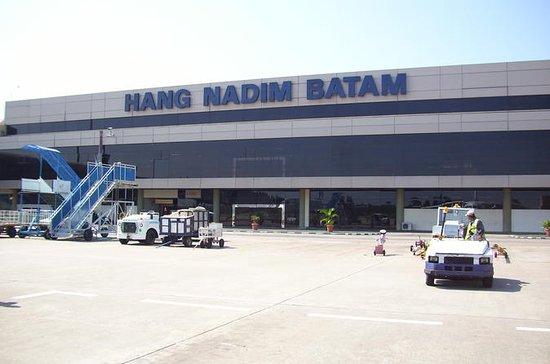 O Aeroporto de Batam para o transfer...