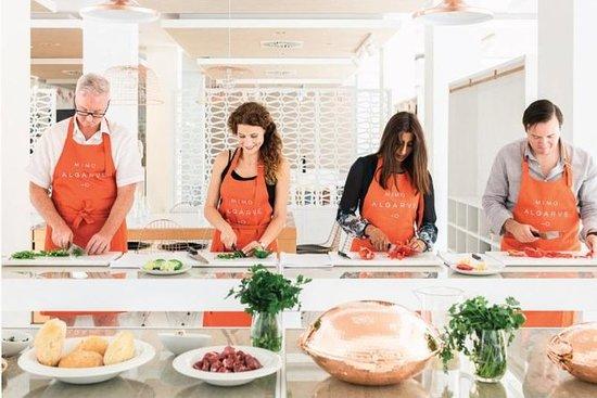 Luxe wellness cooking class