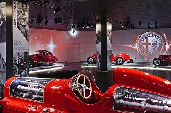 Alfa Romeo Museum, Autodrome-Tour von...