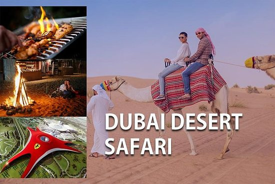 2-Day Quad Bike Dubai Desert Safari...