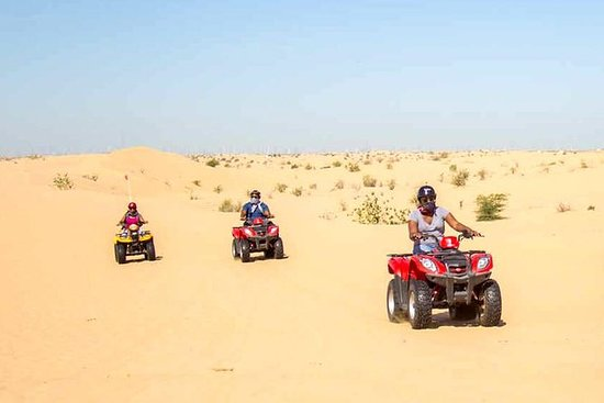 2-DAY 30-MINS QUAD BIKE SAFARI WITH...