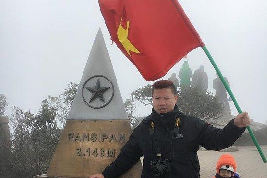 Fansipan Sapa de la ville de Hanoi et...