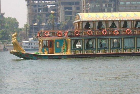 Cena crucero por el Nilo - Cena de 3...