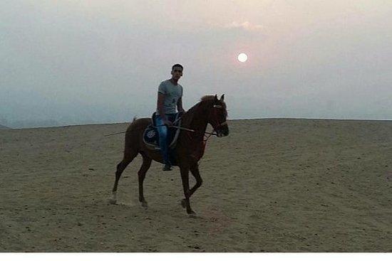 Arabian Nights - Sunset Sahara...