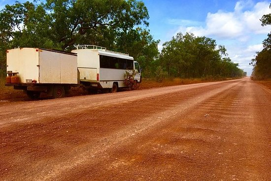 14-tägige Cape York Camping Tour