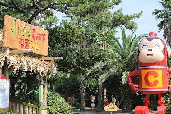 Bilhete de Desconto Jeju Cocomong Eco...