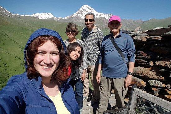 Trinn i Kazbegi