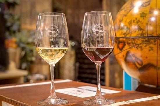 Vin og mat smaker vandring