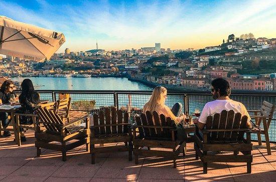 Soirée sur le toit de Porto