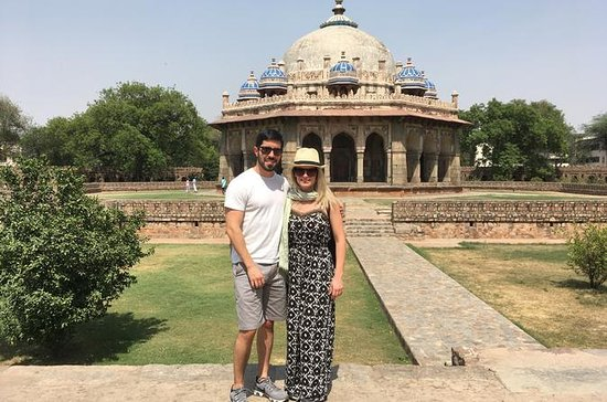 Old and New Delhi combo Private tour