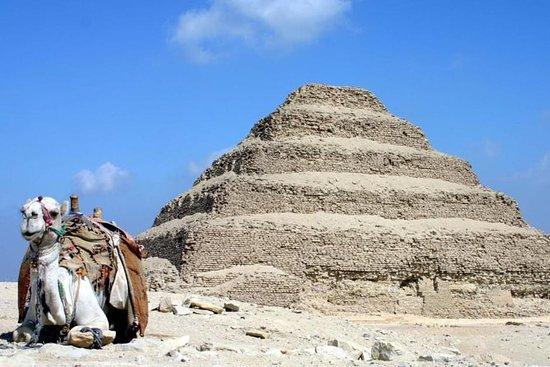 Saqqara & More halbtägige Tour