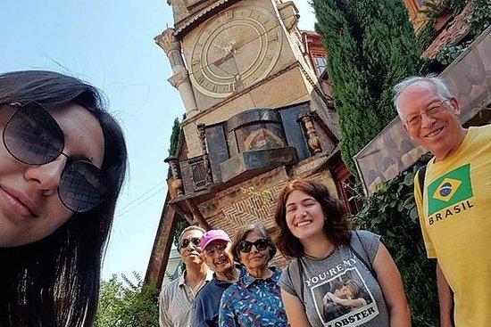 Trin i Tbilisi Skjulte Gems