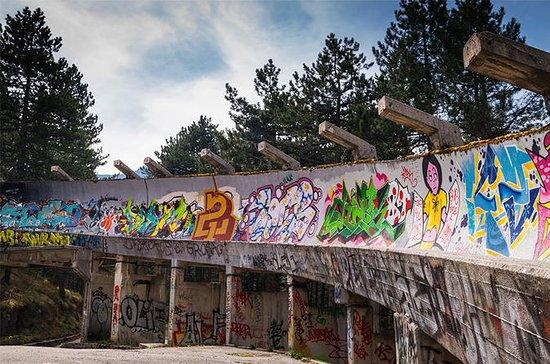 Sarajevo Street Art & Graffiti...