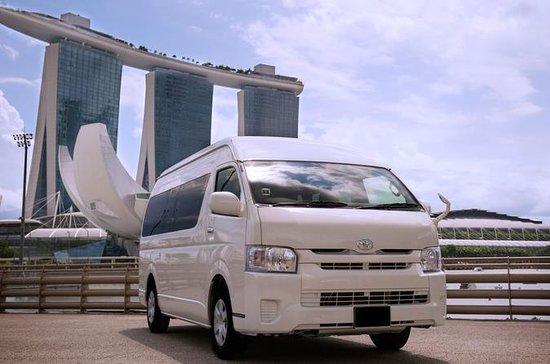 8 horas de día completo Personalice el tour privado de la ciudad de Singapur con guía turístico: 8 HR FULL DAY CUSTOMISE PRIVATE SINGAPORE CITY TOUR WITH TOUR GUIDE