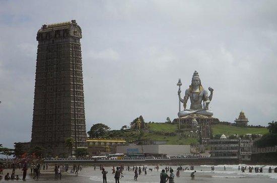 Murudeshwar Temple & Beach Tour da