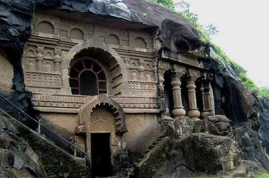 Pandav Leni Ancient Buddhist Caves From
