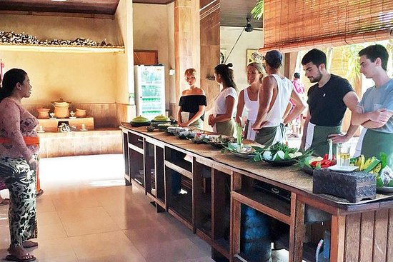 Bali Ubud Paon Cooking Class