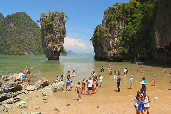 Tour avventura James Bond Island da