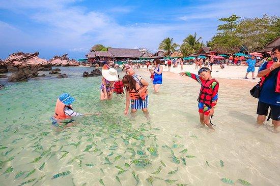 Phi Phi & Khai Island - Ganztagestour...