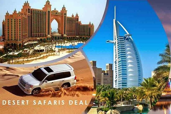4Berühmte Dubai-Stadtrundfahrt...