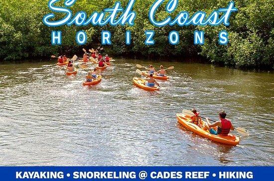 SoCoHo Half Day Jeep Safari- Lagoon Kayak & Reef Snorkelling