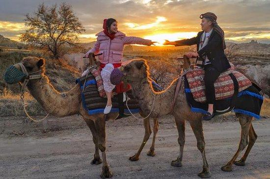 Kappadokien Kamelreiten