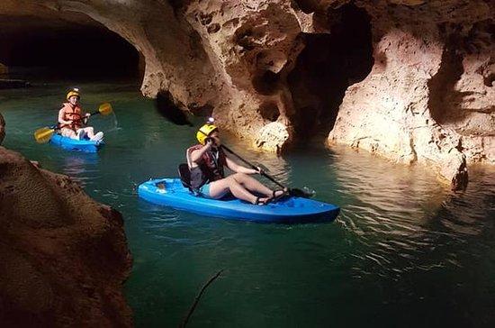 Kayak Caves Ambergris Caye San Pedro