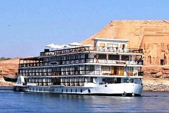 Más allá de la presa Aswan...