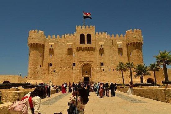 Volledige dag in Alexandrië