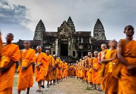 Abi's Hostel: Welcome to Cambodia! The oldest civilization and culture of South East Asia