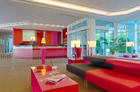 Neckarsulm, Duitsland: Lobby