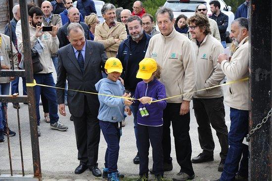 Piano Battagla, อิตาลี: Inaugurazione