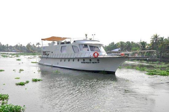 Sawfish Luxury Cruise