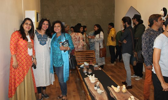'Into The Box'  Exhibition at Gallery Artchill, Amer Fort, Jaipur