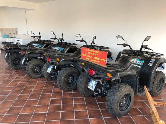 Capo Vaticano, Italy: Escursioni Tropea