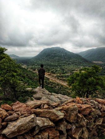 Pushkar in monsoon 🌧️