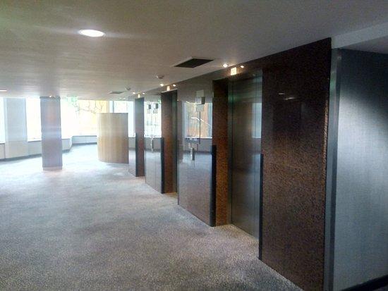 Lift bank