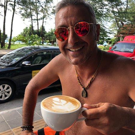 Kaffe feine Sehr gut . Mit freundlichen Grüsse Denizhan Celik Switzerland