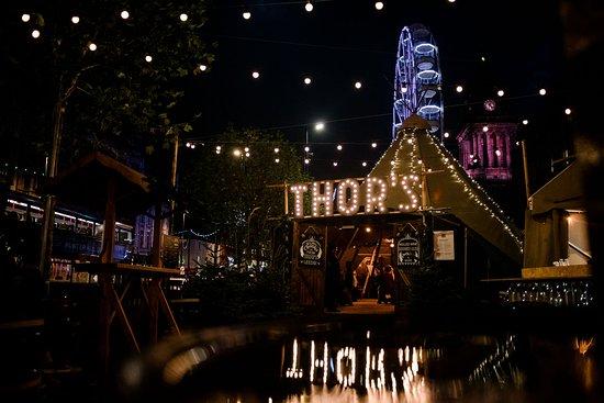 THOR'S Tipi Bar Leeds