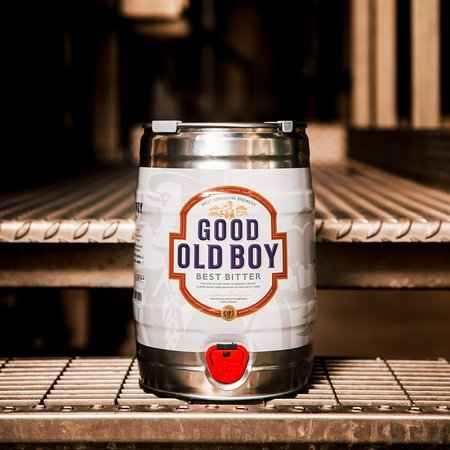 Our 9 pint mini kegs can be filled with any of our cask ales (dependent on stock levels). Un-opened they last for up to four weeks. Perfect for a party.