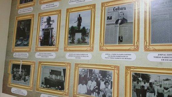 Fotos Museu Casa de Tobias. Tobias Barreto, Sergipe.