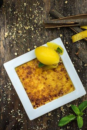 Restaurant español- El Sur: Catalana Cream
