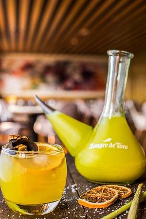 Restaurant español- El Sur: Tiki Sangria