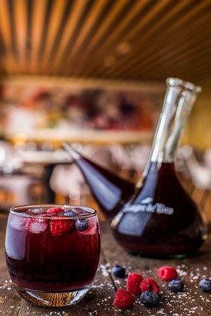 Restaurant español- El Sur: Sangria del bosque