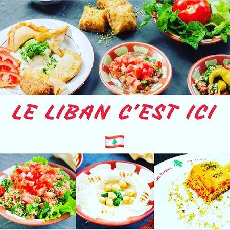 Le Liban a Paris est au Cèdres du Liban : On vous régal dans un endroit authentique une cuisine tradi, et l'amour du Métier ! Rdv chez nous : www.lescedresduliban.com