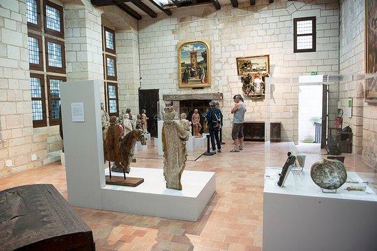 Musee Le Carroi: salle des états généraux du musée le Carroi