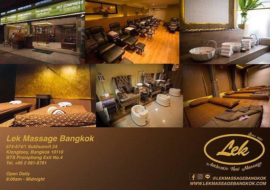 Lek Massage Bangkok Sukhumvit 24