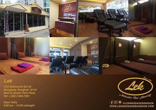 Lek Massage Bangkok - Sukhumvit 22 Branch