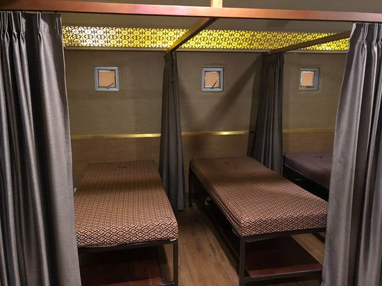 Aroma Massage Room