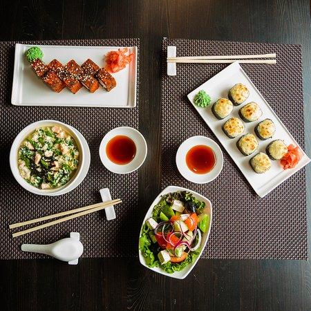"""New positions """"Takara sushi bar"""""""